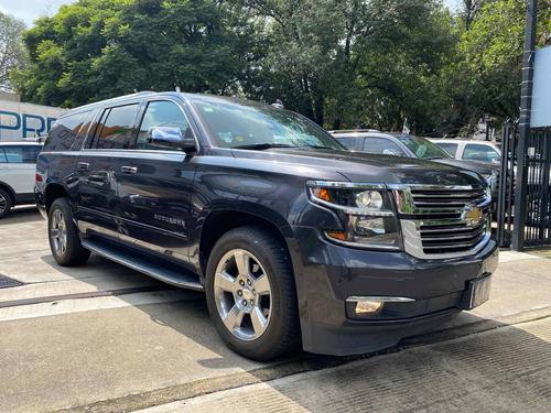 Imagen 1 de 13 de Chevrolet Suburban 2018 5.4 Premier Piel 4x4 At