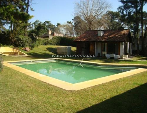 Casa En Punta Del Este, Mansa | Parolin Propiedades Ref:2198- Ref: 2198