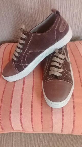 Zapatos Caballero Romanos Marron Talla 38 Nuevos