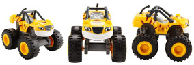 Blaze And The Monster Machines - Listrado - Fisher Price