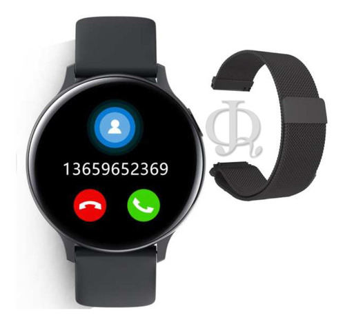 Smart Watch Mujer Hombre Android iPhone X-time Malla Regalo