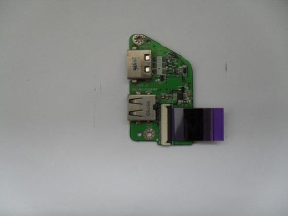 Placa Usb P/ Not. Toshiba T135-s1305