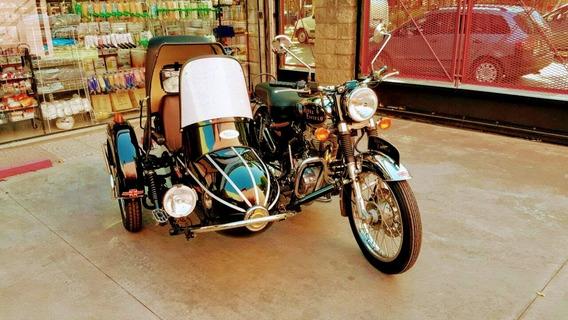 Royal Enfield Con Sidecar Original
