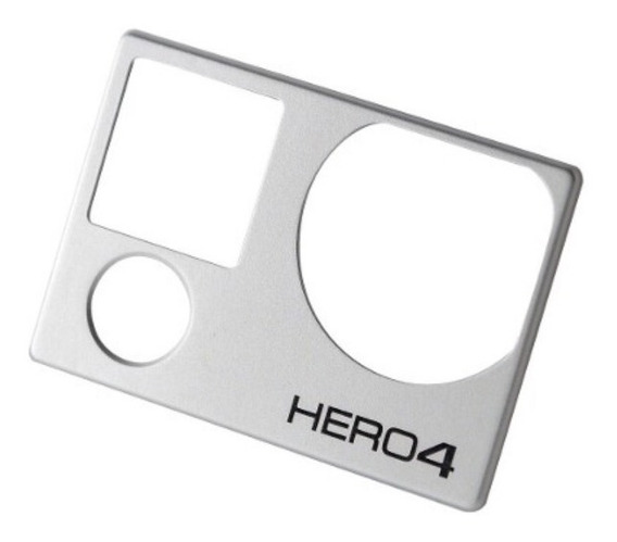 Frente Gopro 4 Faceplate Hero 4