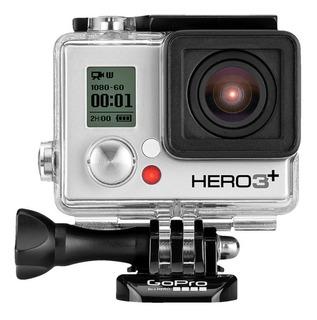 Combo Gopro® Hero 3+ Gratis 12 Accesorios Y Envío Original