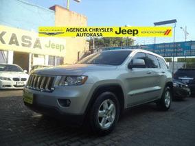 Jeep Grand Cherokee 2012 5p Laredo 4x2 V6 Aut