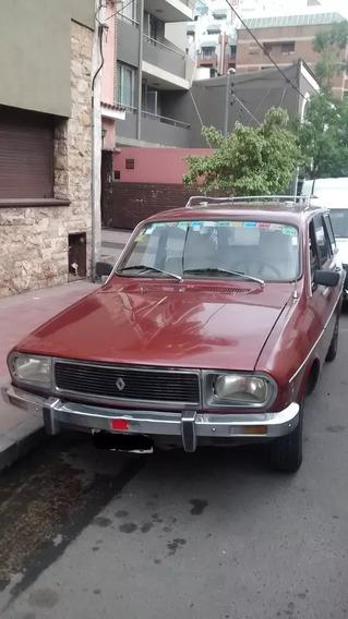 Renault 12 Break Ts 1977