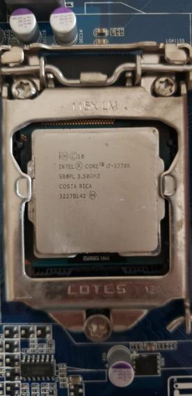 I7 3770k + Gigabyte Z77m-d3h + 16gb De Memória Ram