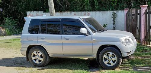 Mitsubishi Pajero Tr4 2009 2.0 Flex Aut. 5p