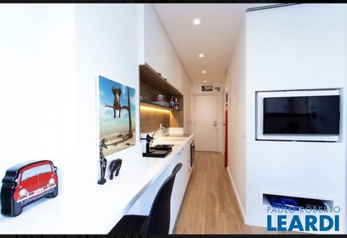 Imagem 1 de 1 de Apartamento - Vila Olímpia  - Sp - 641827