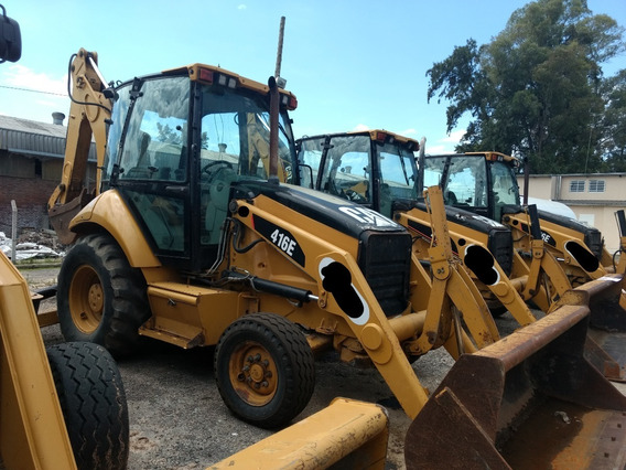 Retropala Caterpillar 416 E