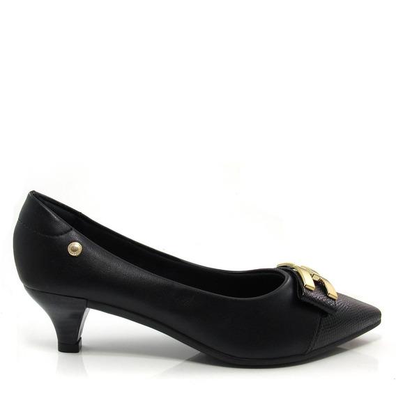 Scarpin Bico Fino Feminino Salto Fino Olfer Shoes 1250-003