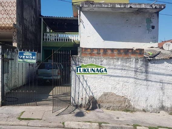 Sobrado Residencial À Venda, Jardim Palmira, Guarulhos. - So0266