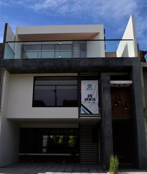 Casa En Venta Momoxpan Fraccionamiento Monte Olivo