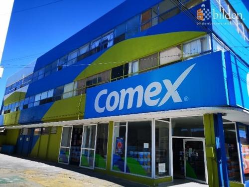 Imagen 1 de 9 de Edificio En Venta Victoria De Durango Centro