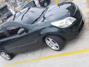 Gm - Chevrolet Agile Em Perfeito Estado( Rodas Aro 17 Bmw) -