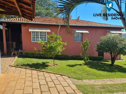 Imagem 1 de 15 de Jardim Leonor Ótima Chácara Terreno 1.000m² Construção 450m² - 3170