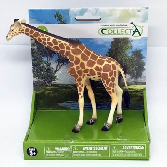 Collecta 88534 Animais Selvagens - Girafa Reticulada