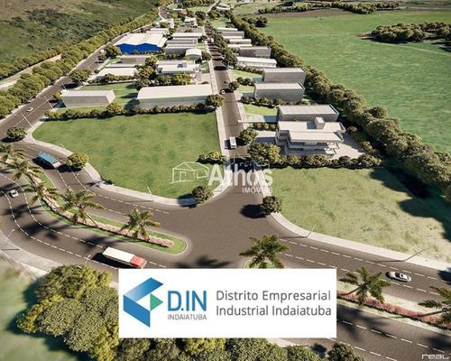 Empresarial Industrial Terreno  Indaiatuba Empresa  Comercial Galpao Galpoes - Tr02740 - 69265321