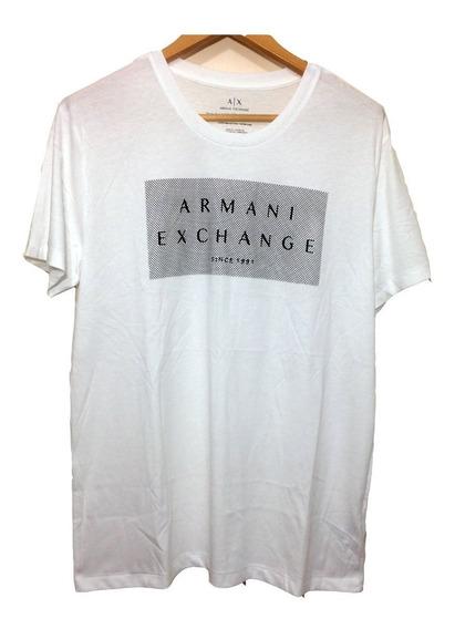Camiseta Armani Produto Importado Autentic Tamanho Gg