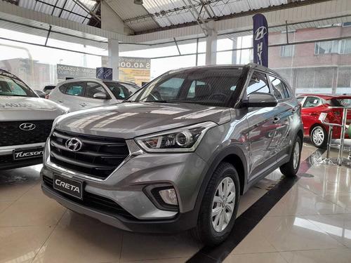 Hyundai Creta Modelo 2022 Matricula Gratis