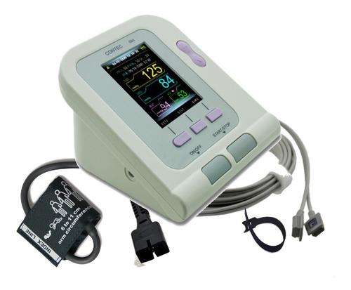 Mini Monitor Signos Oximetro Sys Dys Pam Spo2 Pr