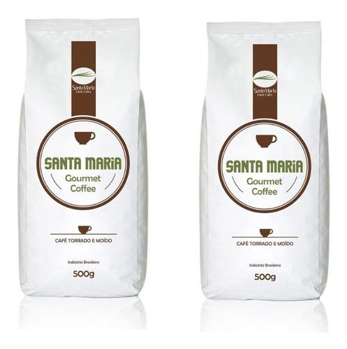 Cafe Gourmet Em Graos Espresso 1kg Especial Envio Expresso