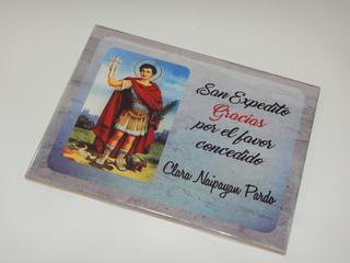 Ceramica Agradecimiento, Conmemorativa Para Cementerios