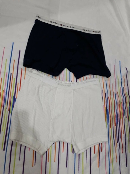 Short Boxer Tommy Hilfiger And Calvin Klein L Adulto N-polo