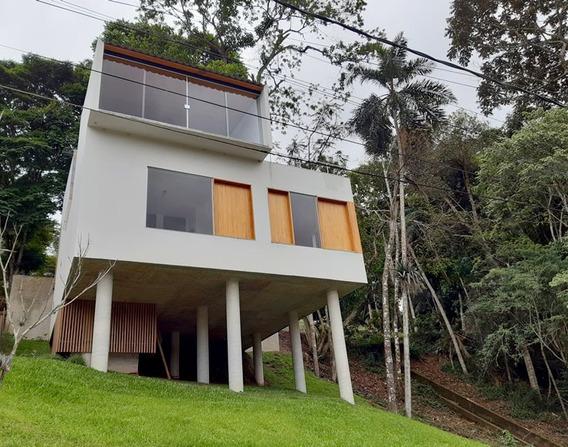 Excelente Casa Em Vargem Grande Teresópolis Rj