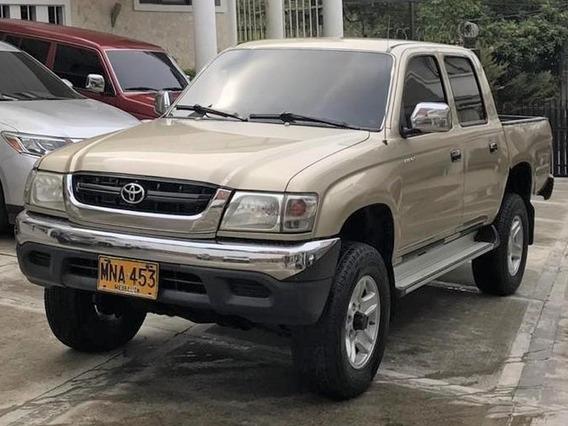 Toyota Hilux Hilux Hirider Plus 2004 Mt 4x4