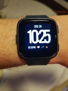 Relógio De Pulso Smart Fitbit Versa