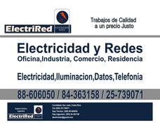 Técnicos En Electricidad Y Redes Voz Y Datos