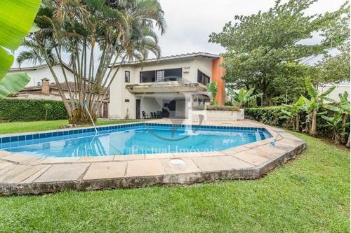 Casa Com 3 Dormitórios À Venda, 280 M² Por R$ 790.000,00 - Enseada - Guarujá/sp - Ca3078