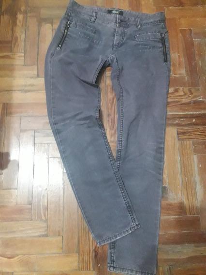 Pantalon Gris De Jean Marca Dsl55 T.26