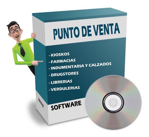 Sistema De Ventas, Software, Tickets, Lector De Barras