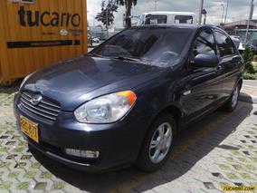 Hyundai Accent Gls Mt 1600cc Aa Fe