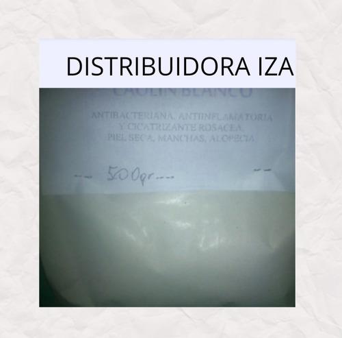 Imagen 1 de 6 de Arcilla Caolin Blanco Ideal Detifrico,tratamientos Naturales