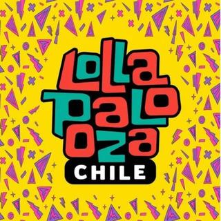 Lollapalooza Chile 2019   Entrada General 3 Días