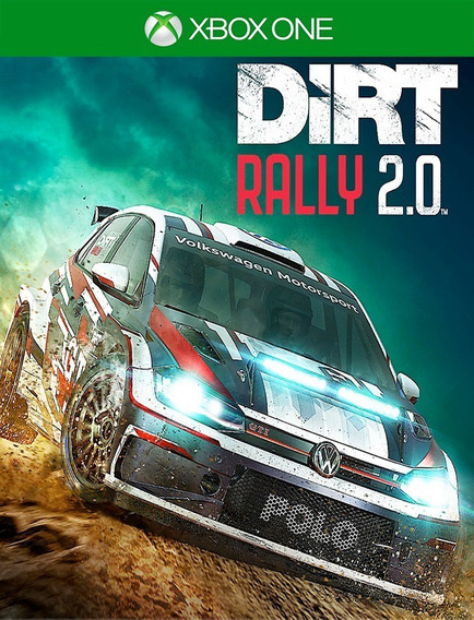 Dirt Rally 2.0 Xbox One - 25 Dígitos (envio Flash)