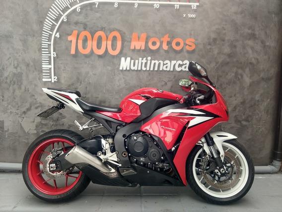 Honda Cbr 1000 Rr 2012 Otimo Estado Aceito Moto
