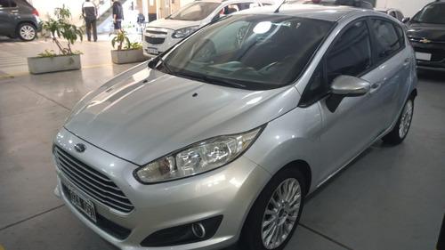 Imagen 1 de 12 de Ford Fiesta 5p Se #pp