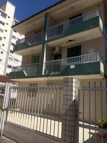 Oportunidade Apartamento 01 Dormitório Canto Do Forte - Ap2057