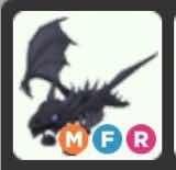 Shadow Dragon Mega Neon