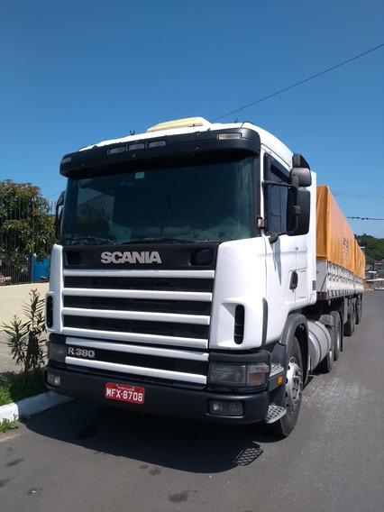 Scania 114 380