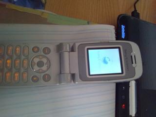 Telefono Basico Sony Ericsson Z500a Quckshare Movistar