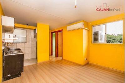 Apartamento Com 2 Dormitórios E Vaga Rotativa No Bairro Agronomia - Ap4415