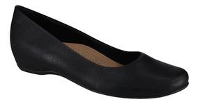 Sapato Usaflex Com Salto Interno N2201/50 | Katy Calçados