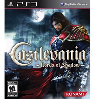 Castlevania Lord Of Shadow - Ps3 Usado