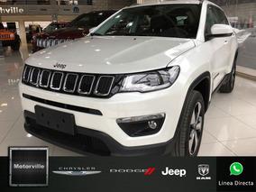 Jeep Compass 2.4 Longitude 0km Consulte Financiaciones!